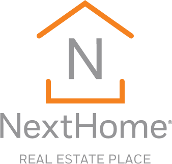 NextHome Real Estate Place - Vertical Logo